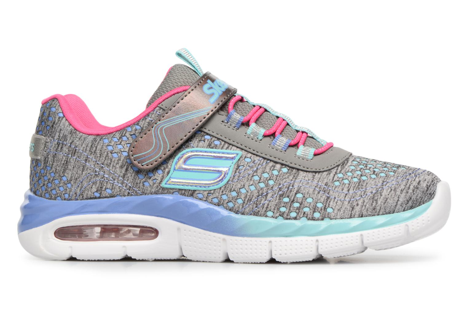 Sneakers Skechers Air Appeal Crazy Crush 2 Grigio immagine posteriore