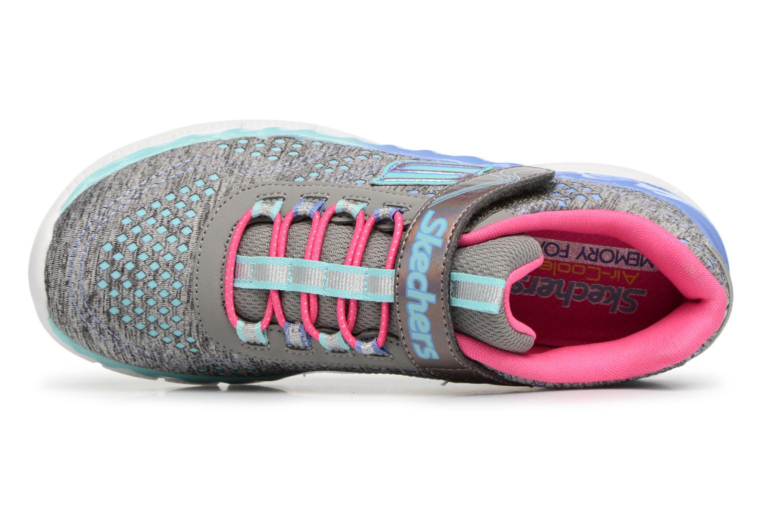 Sneakers Skechers Air Appeal Crazy Crush 2 Grigio immagine sinistra