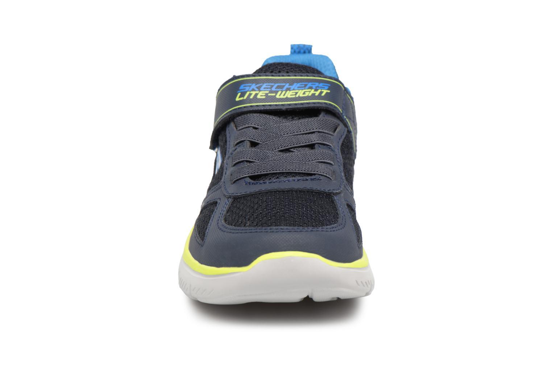 Sportschuhe Skechers Flex Advantage 2.0 E schwarz schuhe getragen