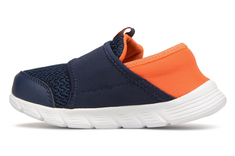 Sneakers Skechers Comfy Flex Azzurro immagine frontale