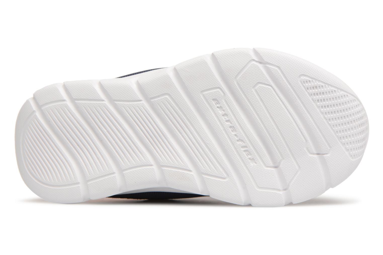 Sneakers Skechers Comfy Flex Azzurro immagine dall'alto