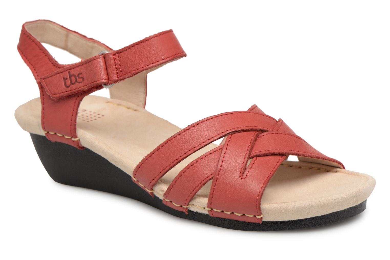 Zapatos promocionales TBS Easy Walk Macinah (Rojo) - Sandalias   Los zapatos más populares para hombres y mujeres