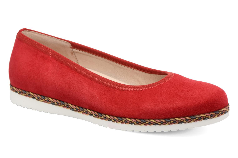 Zapatos promocionales Gabor Catania (Rojo) - Bailarinas   Los zapatos más populares para hombres y mujeres