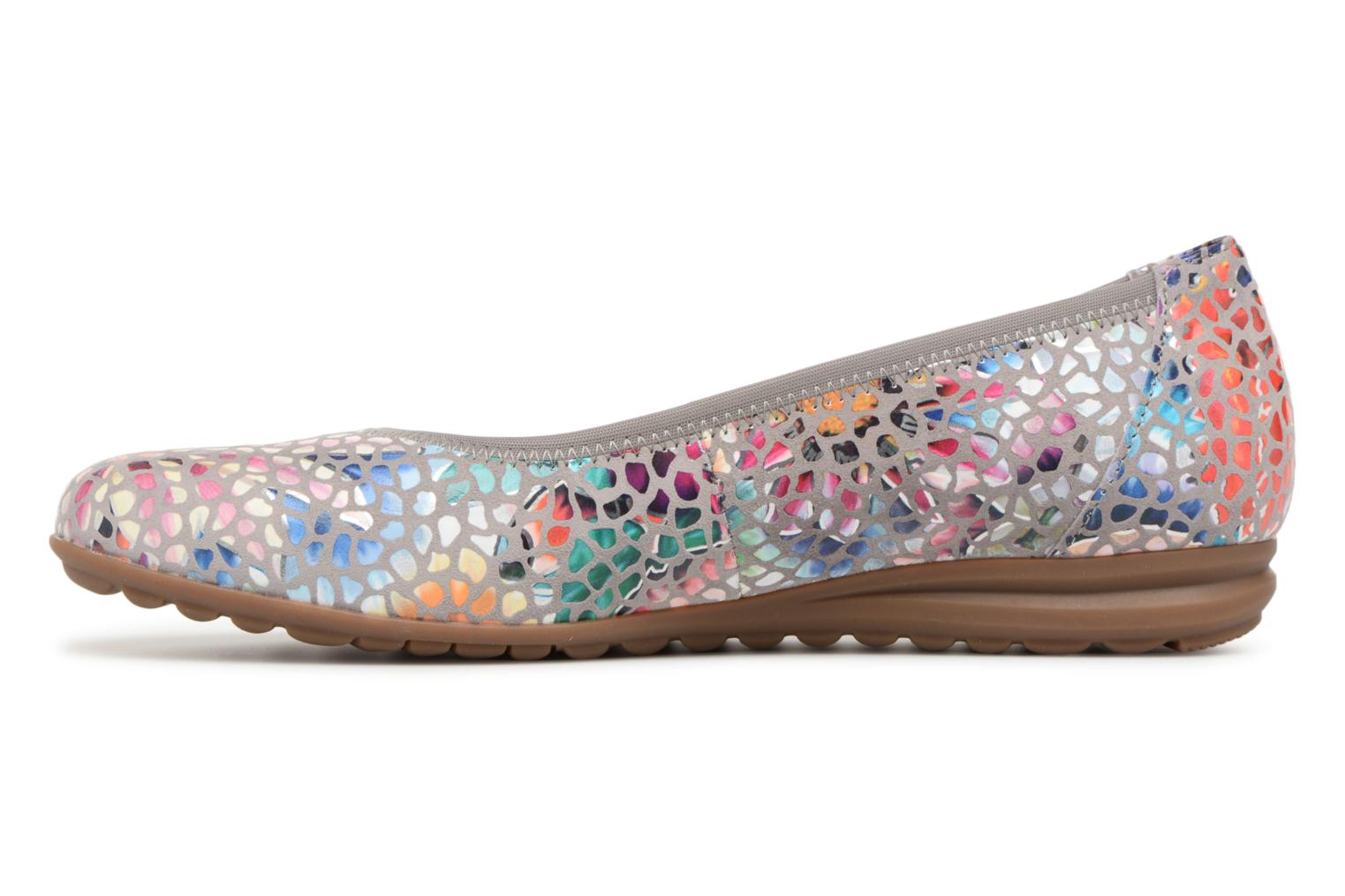 Ballet pumps Gabor Barletta Multicolor front view