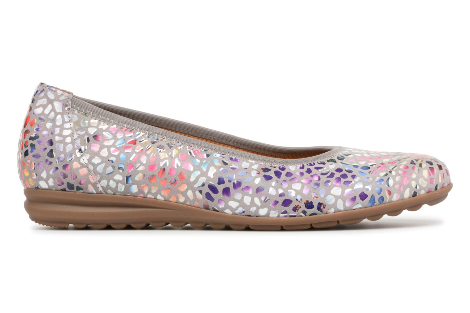 Ballet pumps Gabor Barletta Multicolor back view