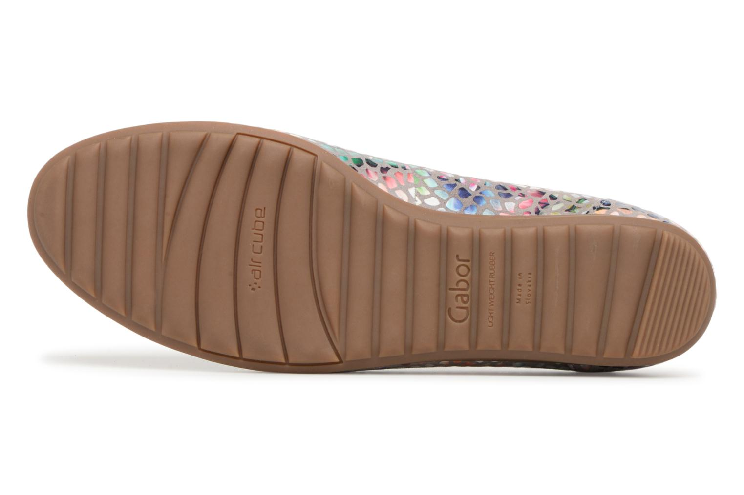 Ballet pumps Gabor Barletta Multicolor view from above