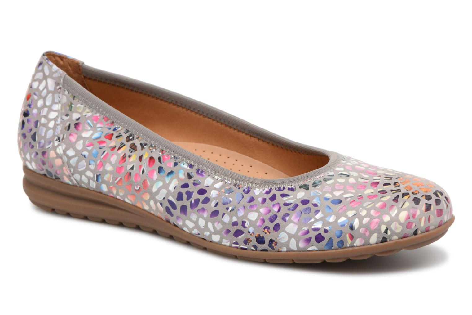 Ballet pumps Gabor Barletta Multicolor detailed view/ Pair view