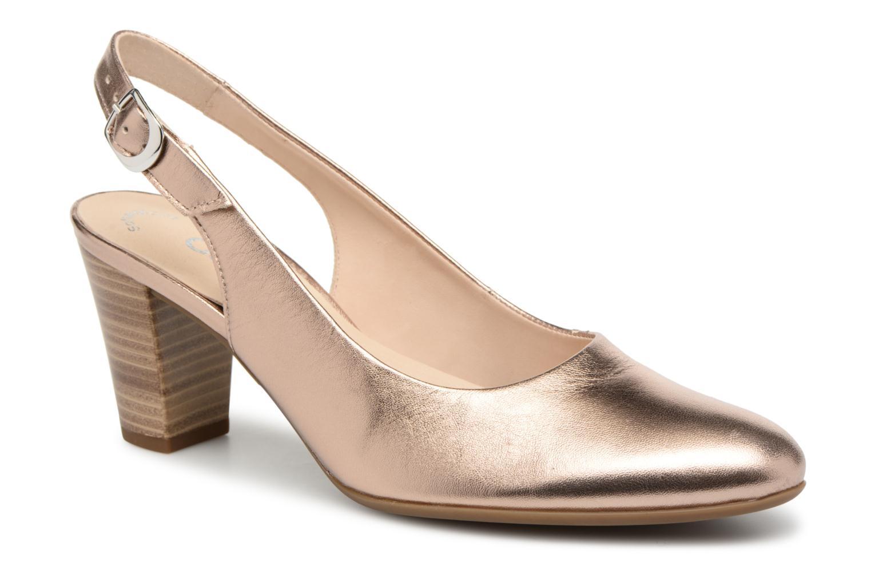 Grandes descuentos últimos zapatos Gabor Jessy (Oro y bronce) - Zapatos de tacón Descuento