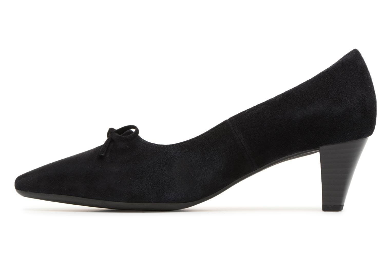 High heels Gabor Valeria Black front view