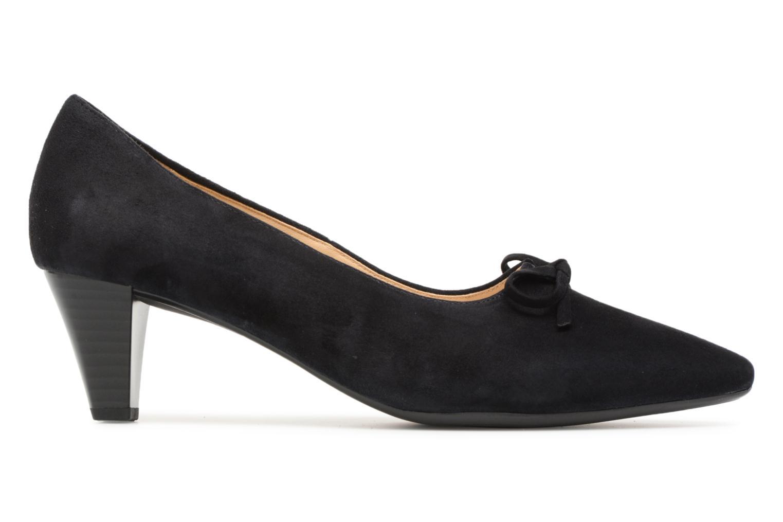 High heels Gabor Valeria Black back view