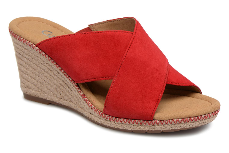 ZapatosGabor Romie (Rojo) - Zuecos más   Los zapatos más Zuecos populares para hombres y mujeres 37aef2