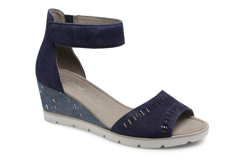 Zapatos promocionales Gabor Edana (Azul) - Sandalias   Casual salvaje