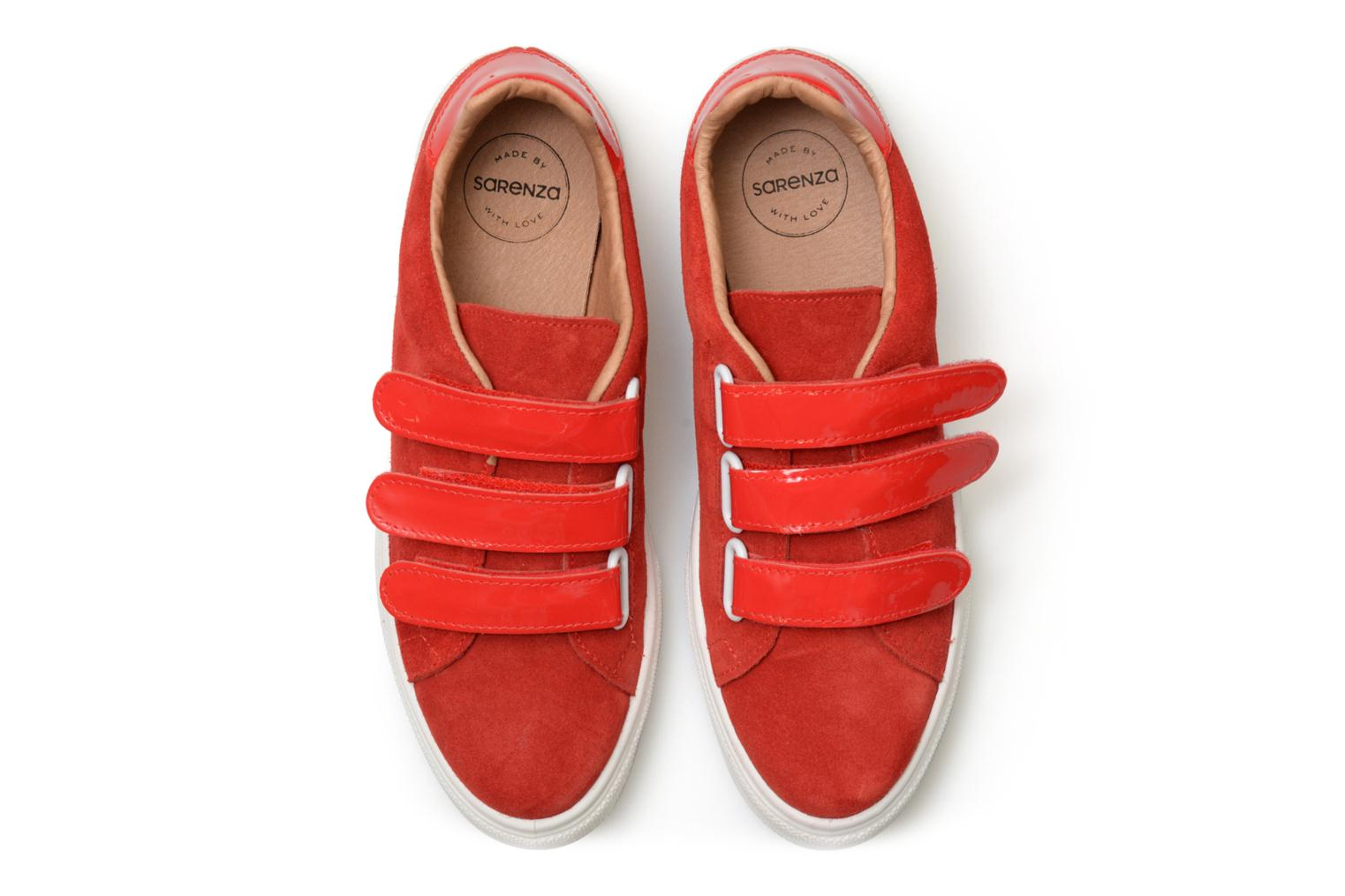 Sneakers Made by SARENZA Busy Girl Basket #1 Rood model