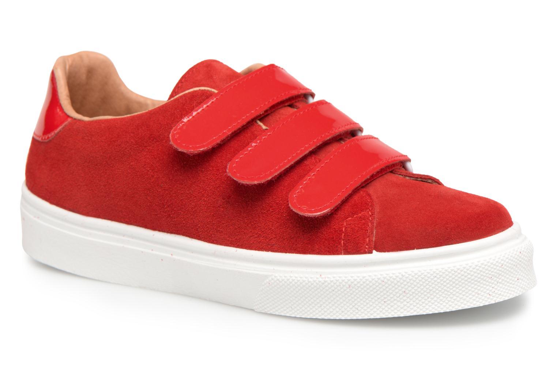 Grandes descuentos últimos zapatos Made by SARENZA Busy Girl Basket #1 (Rojo) - Deportivas Descuento