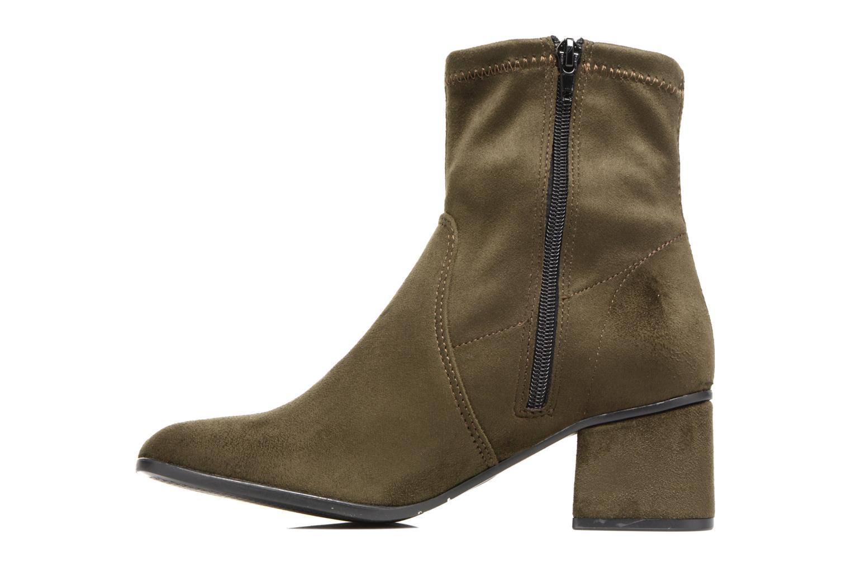 Bottines et boots Tamaris 25345 Vert vue face