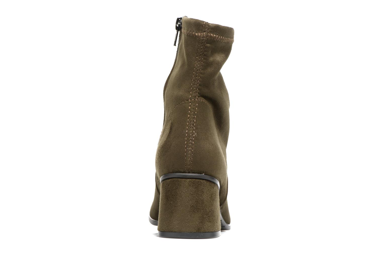 Bottines et boots Tamaris 25345 Vert vue droite