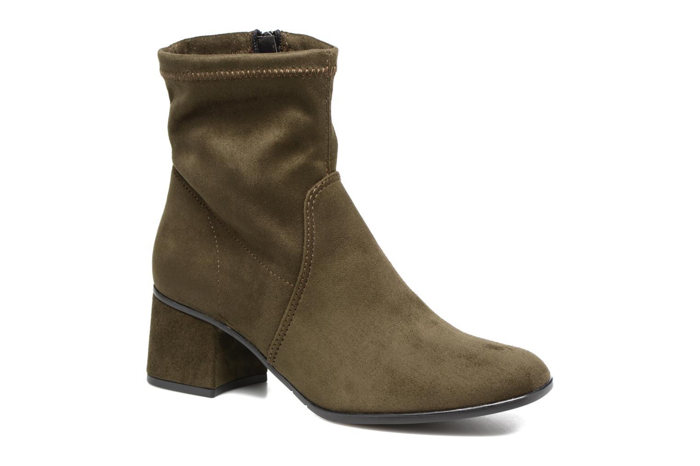 Bottines et boots Tamaris 25345 Vert vue détail/paire