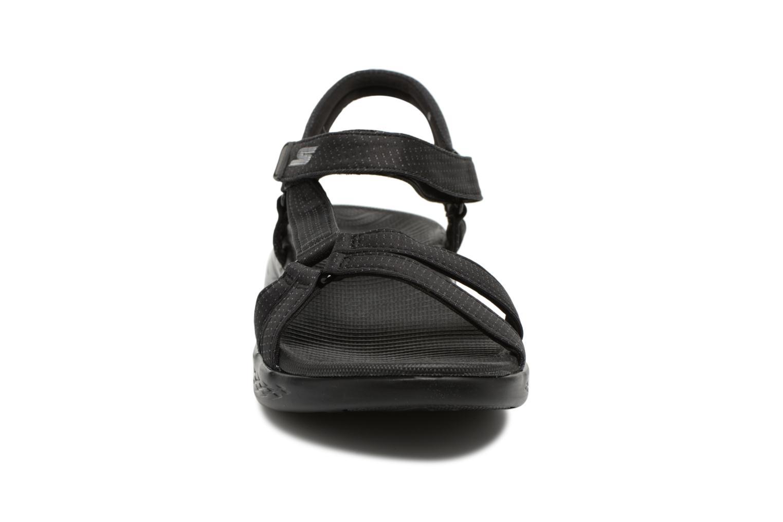 Sandaler Skechers On-The-Go 600-Brilliancy Sort se skoene på