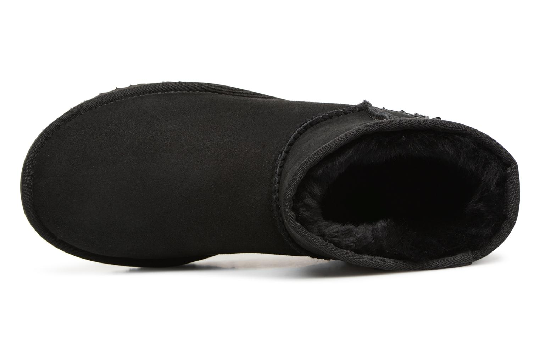Bottines et boots UGG Mini Studded Bling Noir vue gauche
