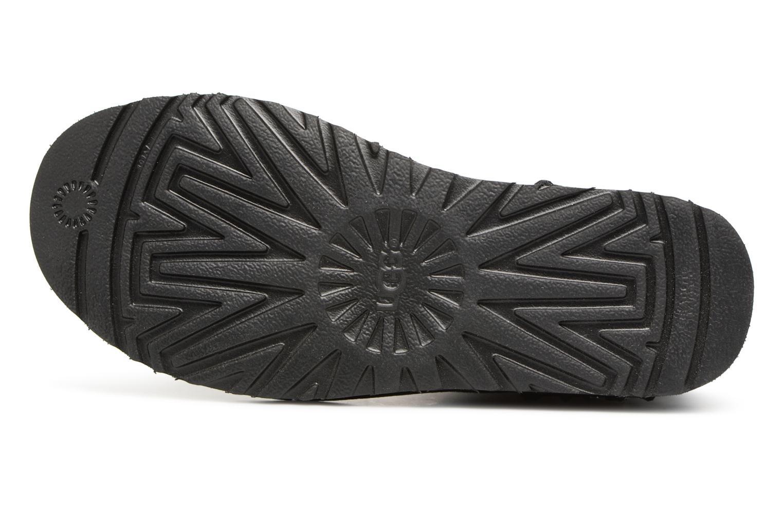 Bottines et boots UGG Mini Studded Bling Noir vue haut