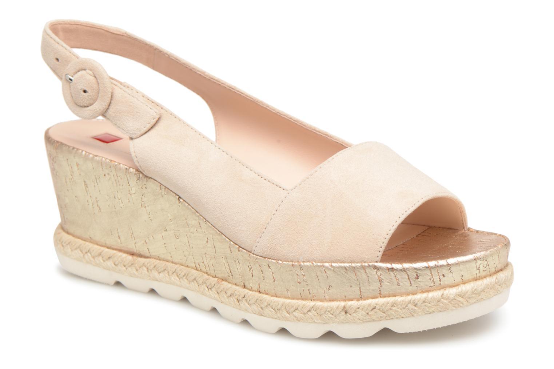 H?GL Natela (Beige) - Sandales et nu-pieds chez Sarenza (322092)
