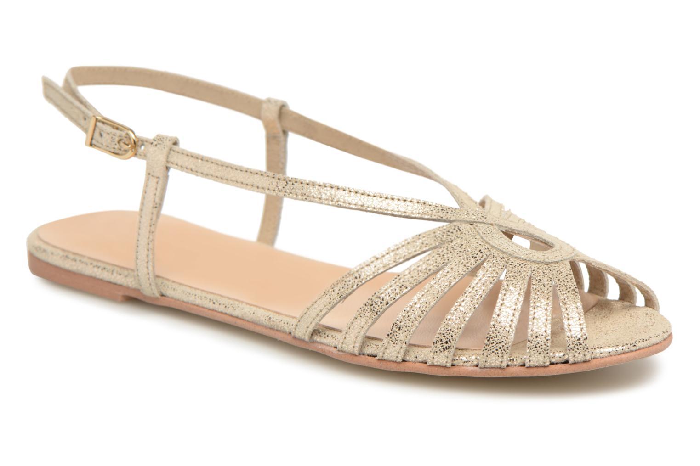 Zapatos promocionales Jonak DISCUT (Oro y bronce) - Sandalias   Zapatos de mujer baratos zapatos de mujer