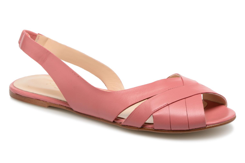 Grandes descuentos últimos zapatos Jonak DOUSSOU (Rosa) - Sandalias Descuento