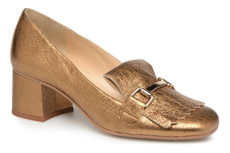 Grandes descuentos últimos zapatos Jonak VALVI (Oro y bronce) - Mocasines Descuento