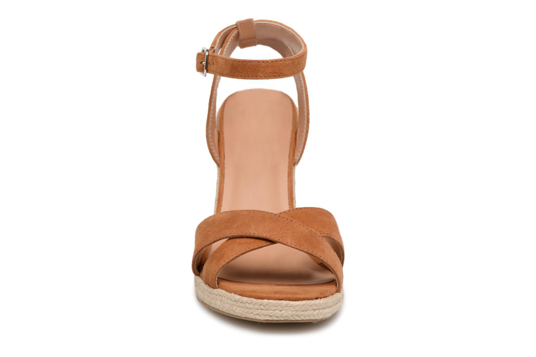 Espadrilles Jonak SIBEL Marron vue portées chaussures