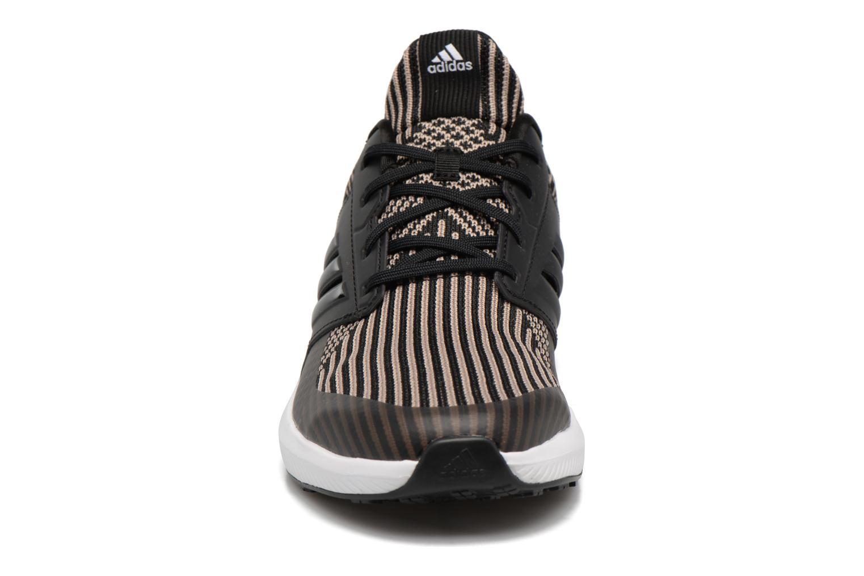 Sportschoenen Adidas Performance Rapidarun KNIT J Zwart model
