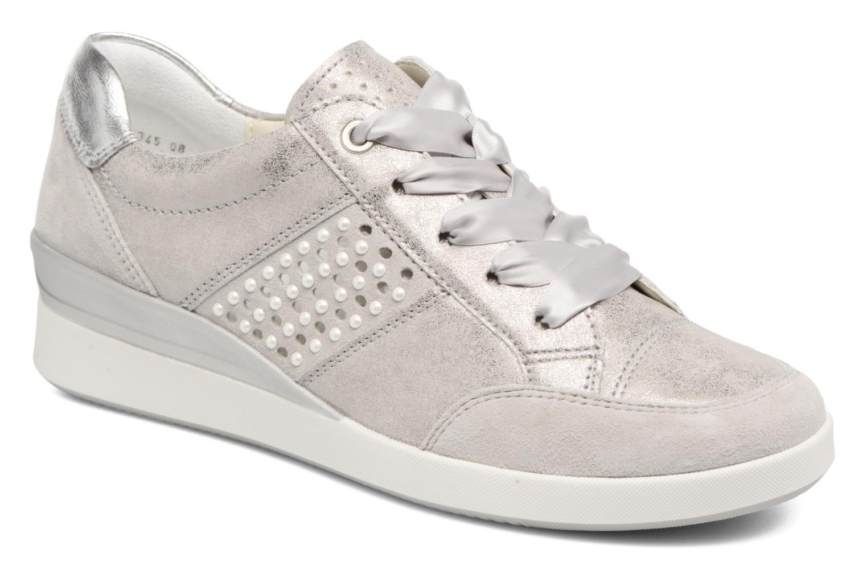 Marques Chaussure femme Ara femme Laz 33345 Zin/Silber