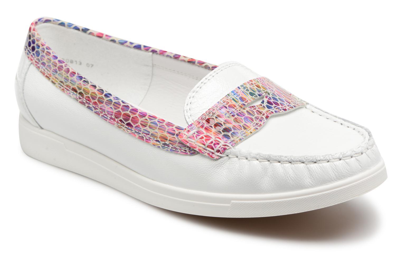 Grandes descuentos últimos zapatos Ara Monte 30813 (Blanco) - Mocasines Descuento