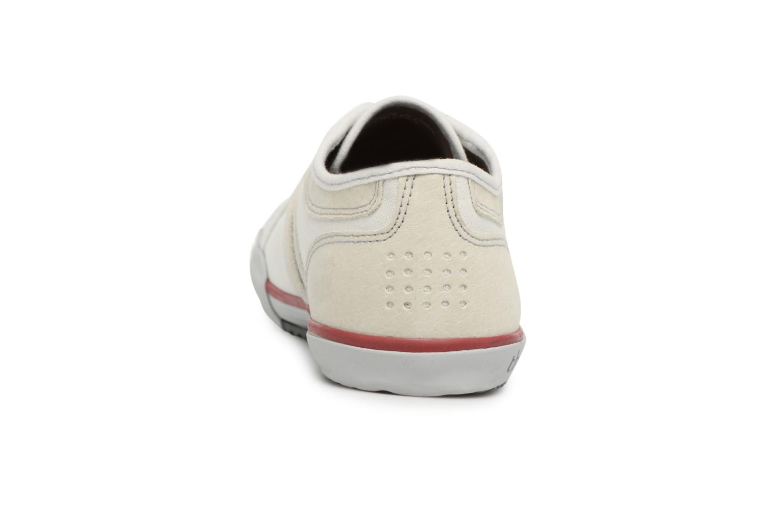 Trainers TBS Edgard--S8097 White view from the right