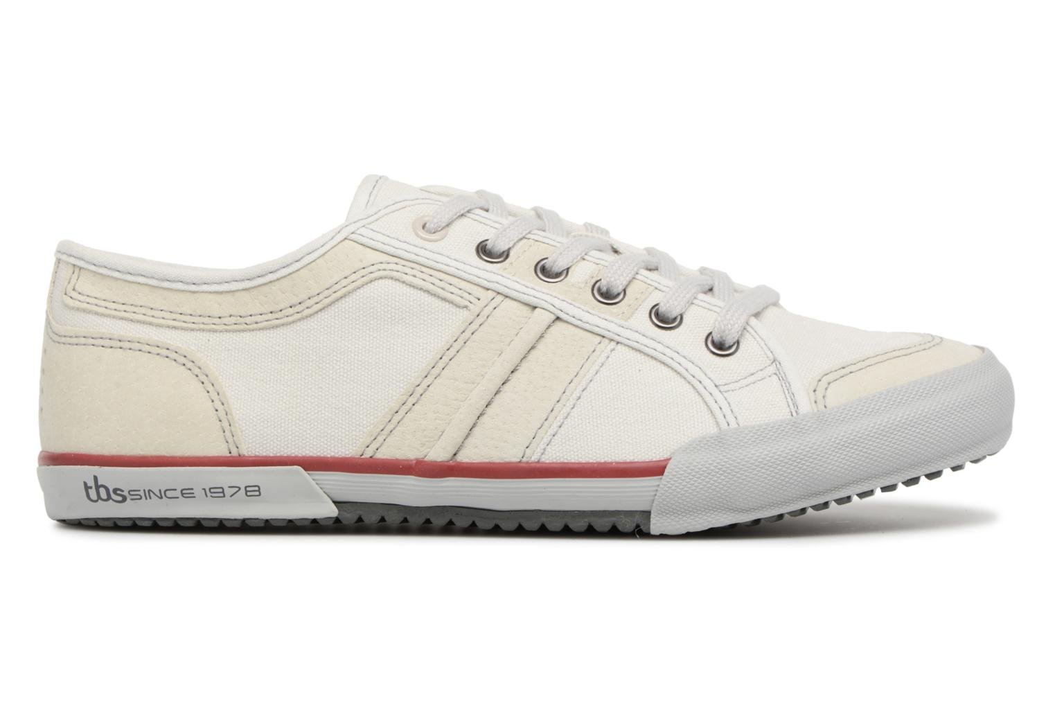 Trainers TBS Edgard--S8097 White back view