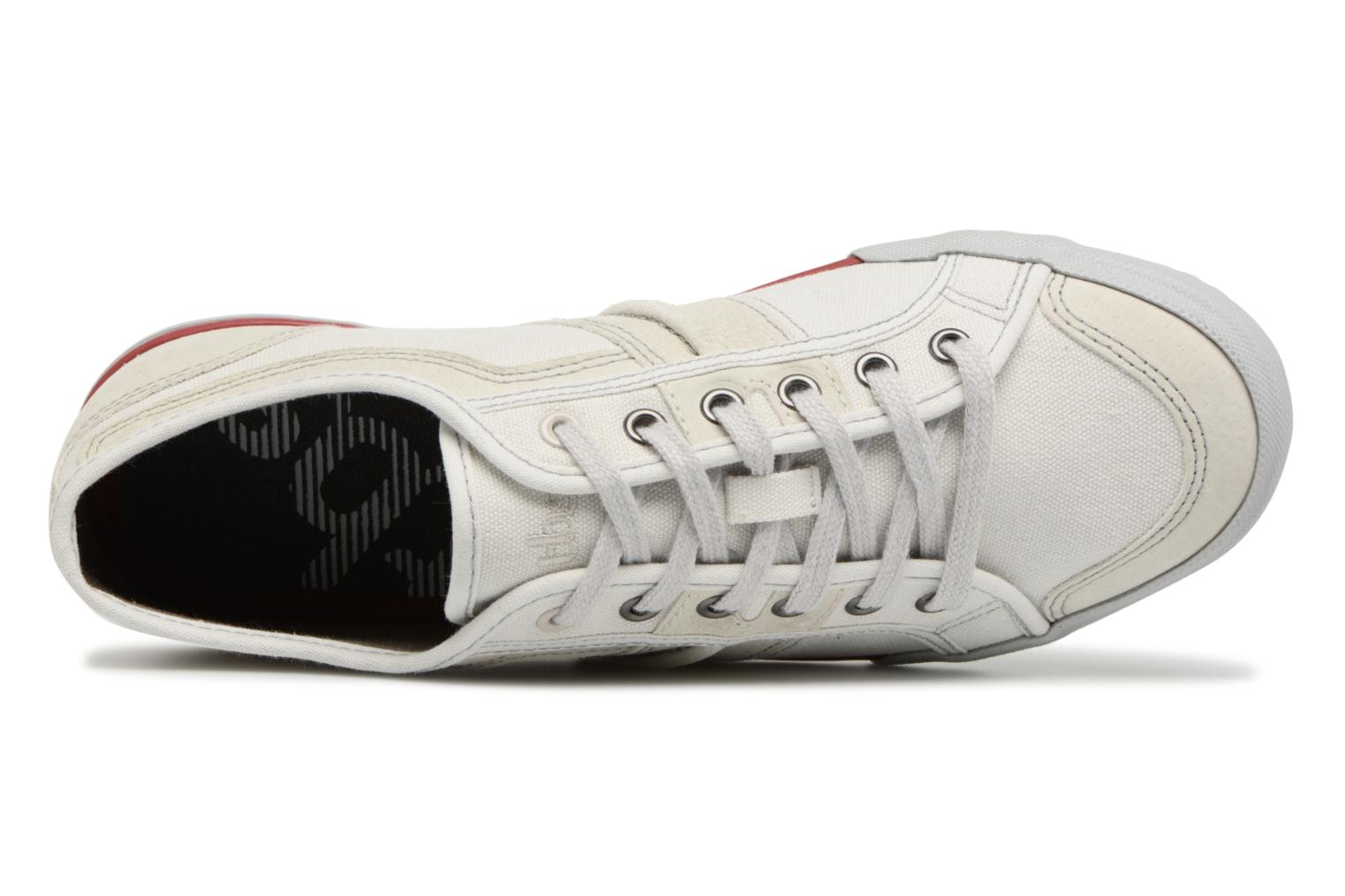 Trainers TBS Edgard--S8097 White view from the left