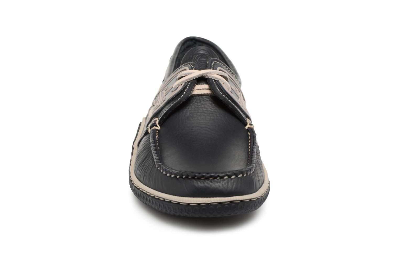 Chaussures à lacets TBS Globek--B8D12 Bleu vue portées chaussures