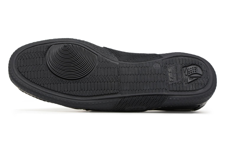 Chaussures à lacets TBS Globek--B8D12 Bleu vue haut