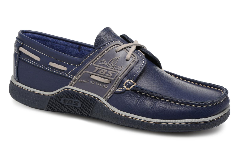 TBS Globek--B8M62 (Bleu) - Chaussures à lacets chez Sarenza (322459)