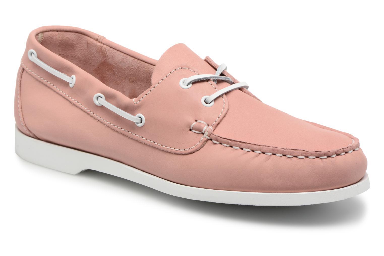 TBS Pietra--E7466 (Rose) - Chaussures à lacets chez Sarenza (322473)