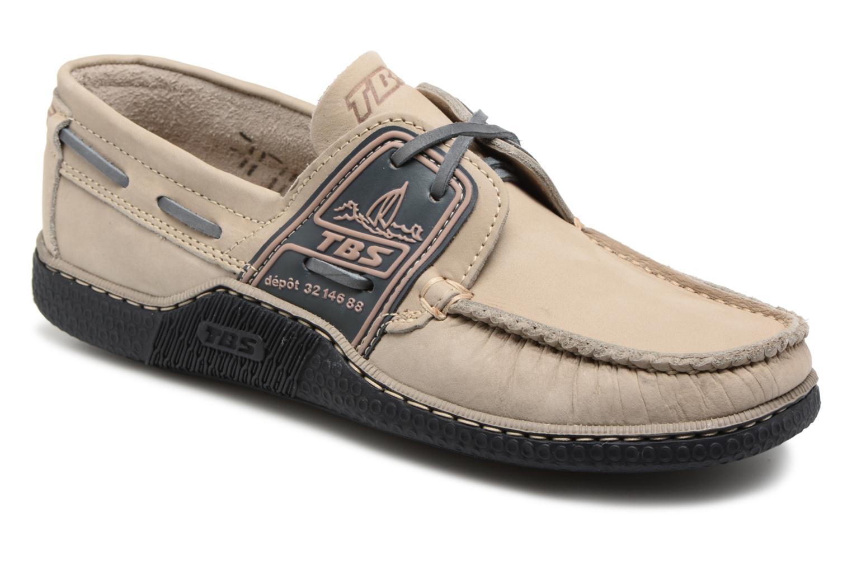 TBS Globek--D8A63 (Beige) - Chaussures à lacets chez Sarenza (322482)