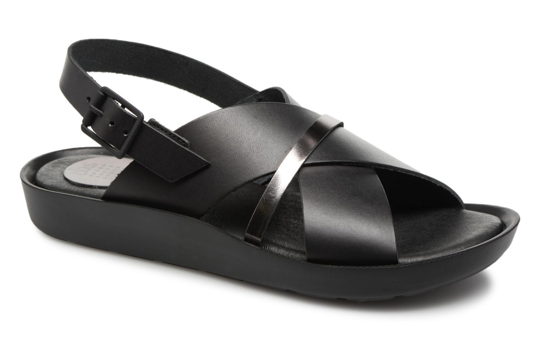 TBS Nymphea-A7D34 (Noir) - Sandales et nu-pieds chez Sarenza (322490)