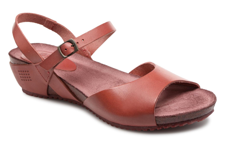 Grandes descuentos últimos zapatos TBS Samata--A7416 (Rojo) - Sandalias Descuento