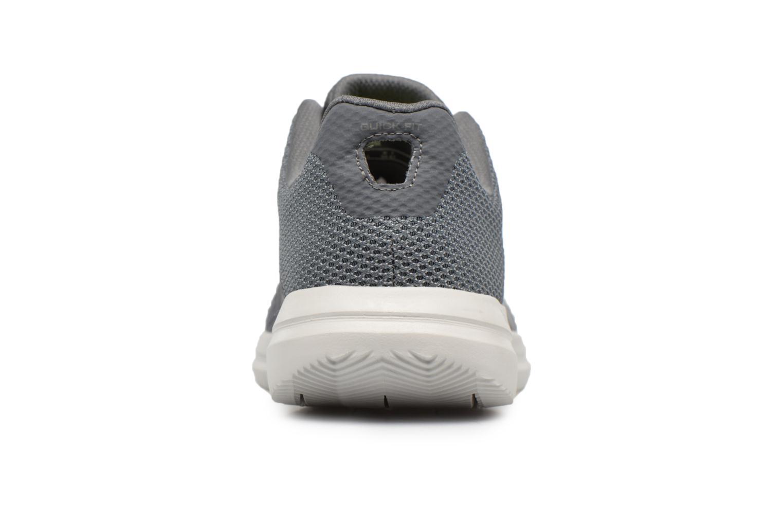 Sneakers Skechers Go Flex 2- Grå Se fra højre