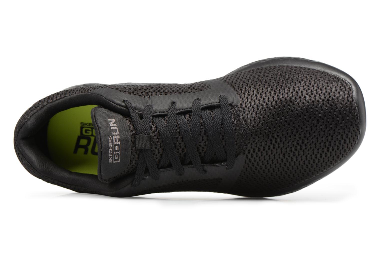 Run Refine Skechers Black black Go 600 0vaaxAq