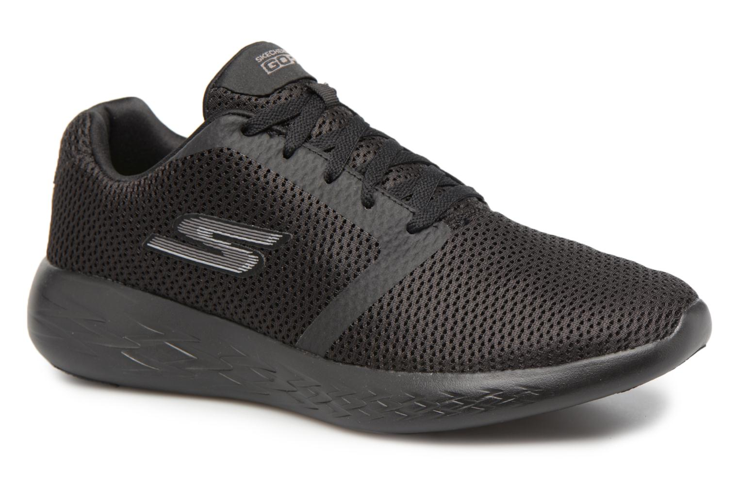 Black 600 black Run Refine Skechers Go qfIfE