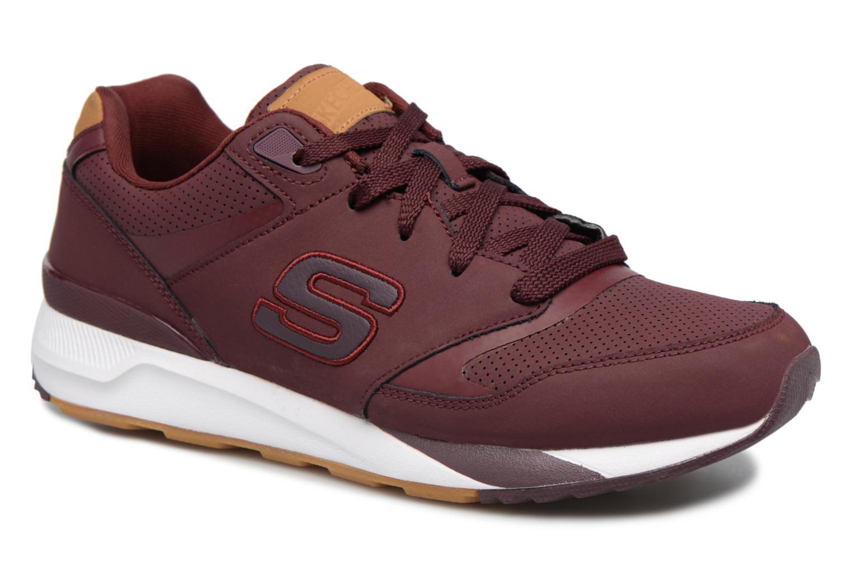 Skechers OG 90 (Rouge) - Baskets chez Sarenza (322539)