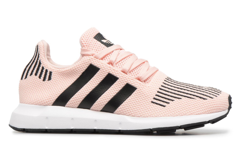 Sneakers Adidas Originals Swift Run J Rosa immagine posteriore