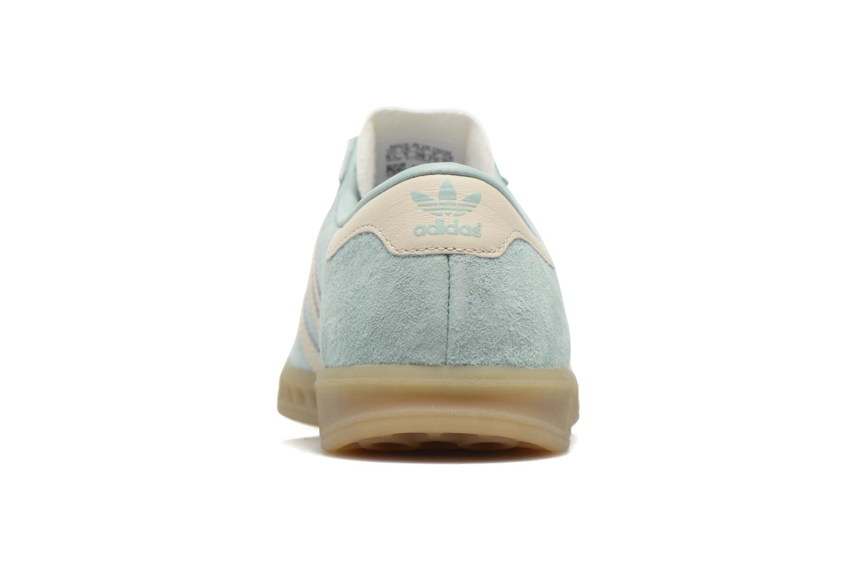 Baskets Adidas Originals HAMBURG W Bleu vue droite