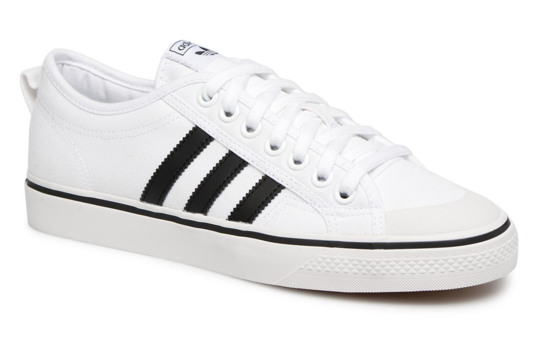 Zapatos de mujer baratos zapatos de mujer Adidas Originals NIZZA (Blanco) - Deportivas en Más cómodo