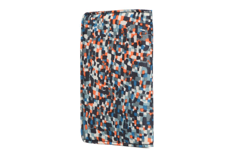 Portemonnaies & Clutches kipling PASS PORT mehrfarbig ansicht von rechts